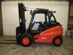 Linde  H50T, 4535 (4.5 to.), 3911 mm, 2006