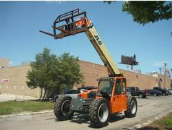 JLG G6-42A, 2993 (2.9 to.), 12801 mm, 2012