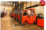 Wanted: Used Flexi articulated forklifts