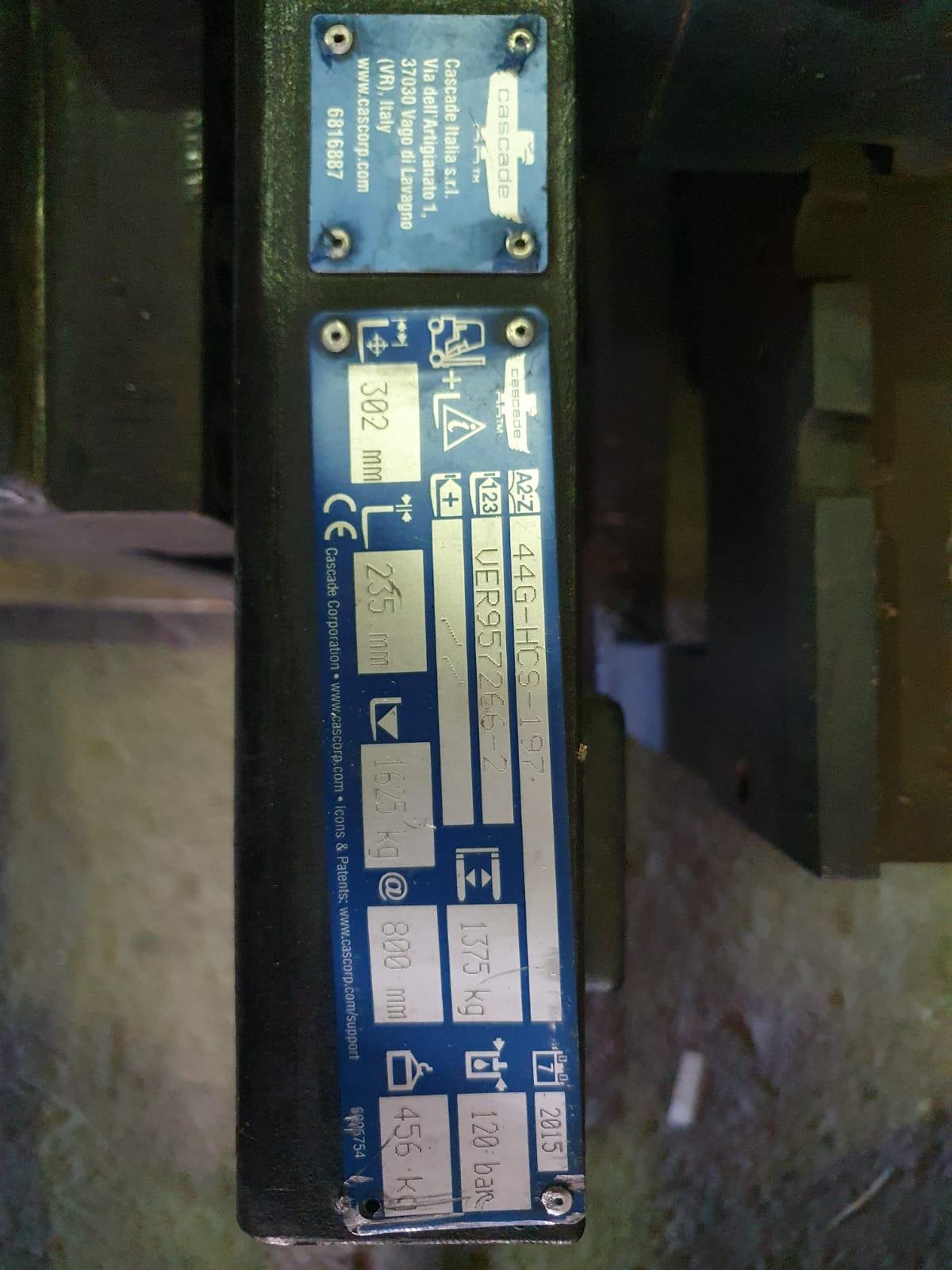 Cascade 44G-HCS