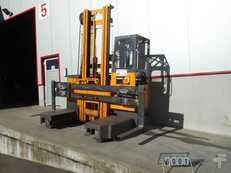 Four-way reachtruck Hubtex VQ25