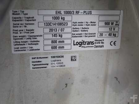 Logitrans EHL 1000/3 RF-PLUS