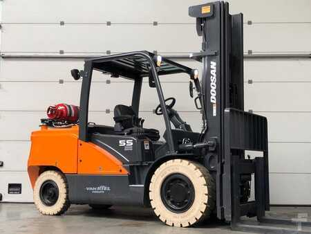 Doosan G55C-7 - Rental Only!