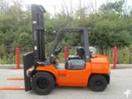 Forklifts_used_Toyota 7FGU35