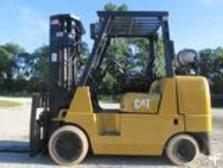 Forklifts_used_CAT Lift Trucks GC40K