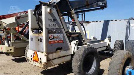Telehandler_used_Terex TH844C