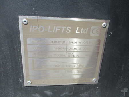 IPO Lifts 160.40.120D