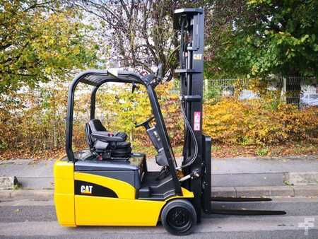 CAT Lift Trucks EP20NT