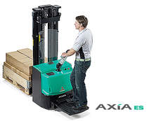 Warehouse equipment – Stackers and order pickers