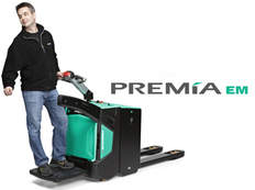Warehouse equipment – pallet trucks - PREMíA