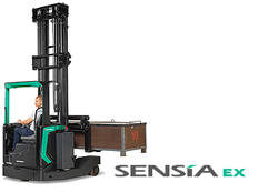 Warehouse equipment – Reach trucks and Multi-way reach trucks