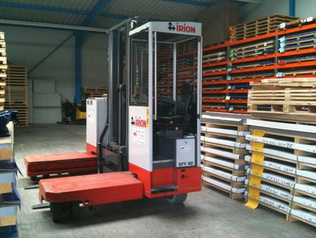 ProService & Consult forklift solutions
