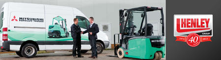 Henley Forklift Group Ltd