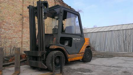 Baltic-Forklift LLC