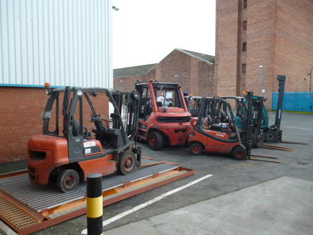North West Forktrucks