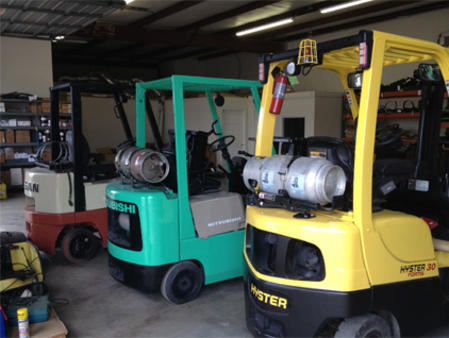 Forklift Partners, LLC
