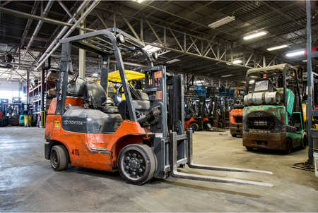 Accurate Forklift