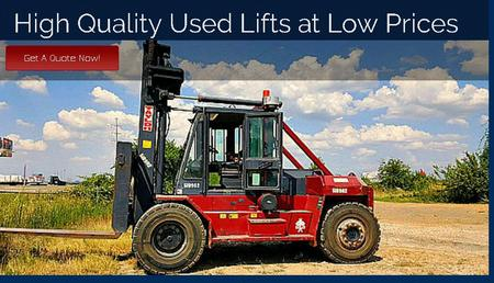 Forklift City Inc.