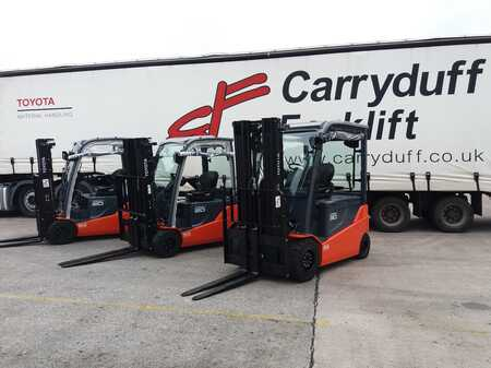 Carryduff Forklifts Ltd