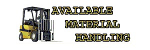 Available Material Handling