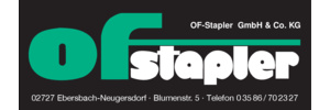 OF-Stapler GmbH Co. & KG